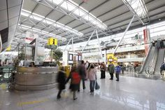 O Düsseldorf Airport escolheu Aura Protector Long Life « Aura Light Portugal