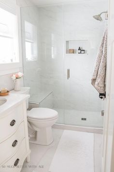 bathroom renovations 41 Awesome Small Full Bathroom Remodel 86 Small Bathroom Renovation and 13 Tips to Make It Feel Luxurious 2 Small Bathroom Renovations, Budget Bathroom, Bathroom Renos, Bathroom Furniture, Bathroom Interior, Master Bathroom, Bathroom Remodeling, Bathroom Ideas, Bathroom Cabinets