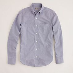 Order until 12/21 @ 11:59pm; Majestic Purple Micro Color; Large Size; Factory slim washed shirt