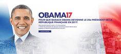 Obama for French President