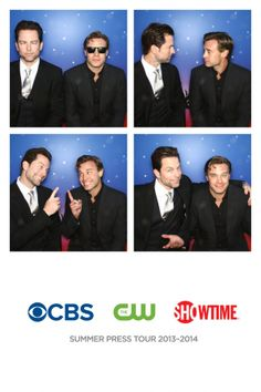 CBS Fall Preview 2013 Photos: Michael Muhney & Billy Miller on CBS.com
