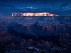 The Most Electrifying Lightning Photography