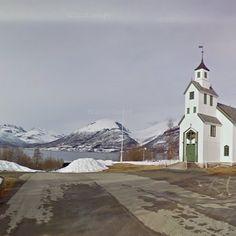 Christian Heinrich Grosch, Balsfjord kirke, Balsfjord, Norway - street view