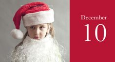 Dec- 10 Santa Ro.  www.michelecrockettphotography.com  #santa, #christmas, #countdowntochristmas, #kidsportraits,