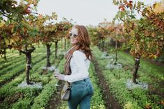Napa Valley fashion goals are on the style blog | Kylen Every Wear