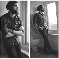 Beard in the window Connect, Handsome Bearded Men, Beard Quotes, Mens Trends, Cover Model, Beard Care, Hair And Beard Styles, Attractive Men, Men's Collection