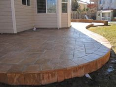 Large Porch Pavers