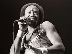 Earth, Wind & Fire's Maurice White was a shining star of R&B