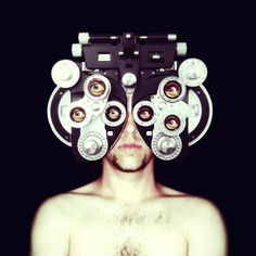 David Foster Nass, My eyes don't tell me everything they see •
