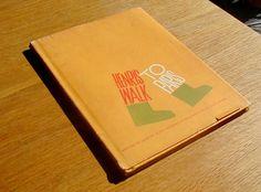 Saul Bass's illustrated Henri's Walk to Paris