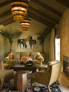 Phoenician Residences, Luxury Collection Residence—Interior Living Room by Luxury Collection Hotels and Resorts, via Flickr