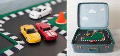 Kids Craft - Play suitcase - Tara Dennis