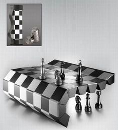 Chess aficianados get to have all the coolest innovations thought up for them. From playing with real people on street-sized chessboards to having pieces made from the most expensive metals and studded with rarest of stones. If that didn't make the...