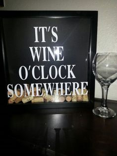 Wine Cork Holder on Etsy, $45.00