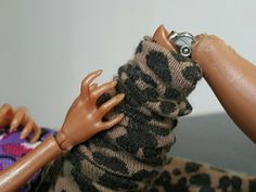 Сломана нога у куклы - варианты решения. | Куклы Monster High и Ever After High
