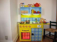 Ikea Hack: Play-Kitchen