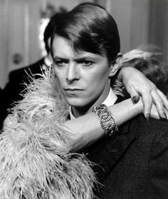"""magnificent-outrage:  David Bowie in """"Just a Gigolo"""" (1979)"""