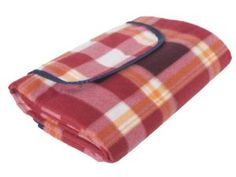 HS Picnic Blanket,Water-Resistant Outdoor Blanket, Large, Fleece Blanket Puppy Kitten Car Seat Cover, Outdoor equipment, Traditional Red Tartan Pattern-Scottish Plaid (L-large, Red)