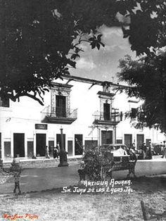 la recaudadora de hacienda de San Juan de los Lagos