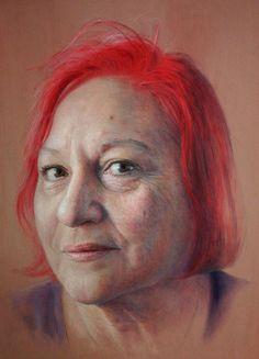 Bu Sanatçının Pastel Boya İle Yaptığı Resimleri Fotoğraftan Ayırtedebilmek Mümkün Değil | Az Şekerli