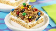 Orechové rezy s lentilkami | Recepty.sk