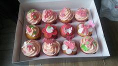 Geboorte cupcakes Lot