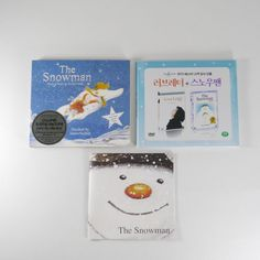 The Snowman OST [25th Anniversary Special Edition, 1CD, Story Book, Bonus DVD]