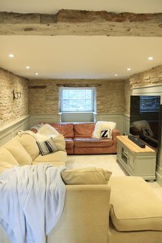 You may have noticed that the last post, How To Incorporate A Large Television In a Period Home , didn't mention the sound quality of the . Television Cabinet, New Television, New Cinema, Modern Country Style, Chimney Breast, Georgian Homes, Cinema Room, Underfloor Heating, Architectural Features