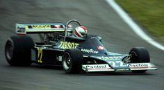 1977 Ensign N177 - Ford (Clay Regazzoni)
