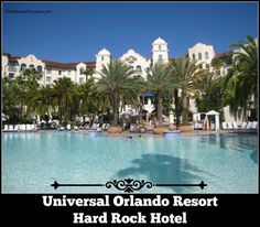 Hard Rock Hotel at Universal Orlando - Rates, Information, Pictures, Hotel rooms and dining