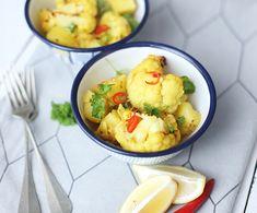 Aloo Gobi Jamie Oliver Kartoffel-Blumenkohl-Curry