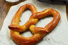 The best soft pretzels