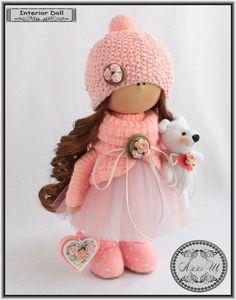 Anna Bondarenko | VK Pretty Dolls, Beautiful Dolls, Realistic Baby Dolls, Mermaid Dolls, Asian Doll, Sewing Toys, Waldorf Dolls, Soft Dolls, Diy Doll