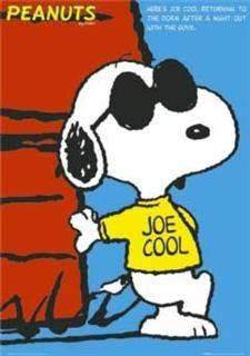 Snoopy: Joe Cool
