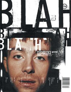 David Carson is an American graphic designer. He is best known for his innovative magazine design, and use of experimental typography . David Carson Design, David Carson Work, Graphic Design Posters, Graphic Design Typography, Graphic Design Inspiration, Poster Designs, Graphic Designers, Design Graphique, Art Graphique