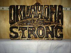 Oklahoma sign - by Reddirtboy74 @ LumberJocks.com ~ woodworking community