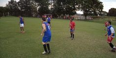 Futebol suíço no campo do INOCOP em Jacarezinho - http://projac.com.br/noticias/futebol-suico-campo-inocop-em-jacarezinho.html