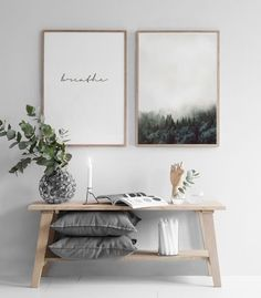 25 Entryway Artwork Ideas To Make An Impression (DigsDigs) Entryway Decor Ideas artwork DigsDigs Entryway ideas Impression Scandinavian Interior Design, Home Interior, Interior Modern, Interior Design Simple, Scandinavian Artwork, Scandi Art, Marble Interior, Diy Casa, Home And Deco