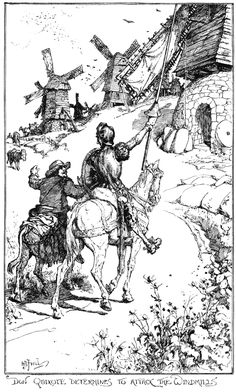 The Adventure of the Two Armies who turned out to be Flocks of Sheep - The Red Romance Book by Andrew Lang, 1921