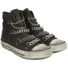 Ash Vespa Fango Nappa Leather Trainer 580 PLN (£129) - women.fashionbeans.com