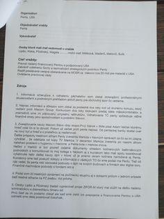 Exkluzívne: Dokument pre generálnu prokuratúru o organizátoroch, objednávateľoch a cieľoch vraždy novinára Kuciaka Martini, Personalized Items, Martinis