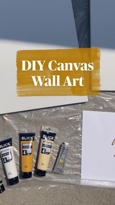 Diy Wall Art, Diy Art, Wall Art Decor, Diy Canvas, Canvas Wall Art, Photo Wall Collage, Learn To Paint, Painting Inspiration, Art For Sale