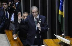Eduardo Cunha é eleito presidente da Câmara +http://brml.co/169alAv