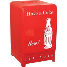 Coke refrigerator | Coca Cola Retro Mini Refrigerator Personal Countertop Coke Dorm ...