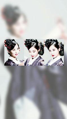 Seohyun SNSD  /Moon Lovers  Woohee