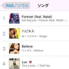 @Regrann from @natelmusic -  Oohhh Lord... In only a matter of hours and FOREVER is #1 on Japan's ITunes Charts .... Congratulation @katdeluna @tyroneedmond THANK YOU FOR THIS GREAT OPPORTUNITY  #TheIslandBoyIsHappy #Japan #Forever #NumberOne #Charts #Itunes #Tellogang #KatDeluna  Big up Every #Tellogang #Delunatics #Japanese  #Regrann #MMV #BIGLIFE