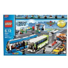 Amazon.com: LEGO City Set #8404 Public Transport: Toys & Games
