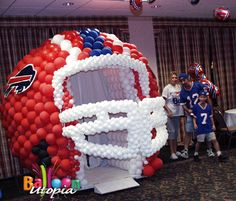 Victor would love this in his fav team for superbowl party!