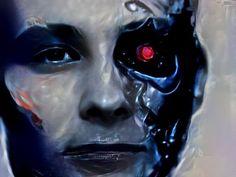 Гд-Ѵ Қґҵҏд • Deep Dream Generator Halloween Face Makeup, Digital Art, Deep, Fictional Characters, Fantasy Characters