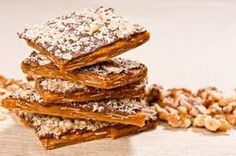 The Toffeebox Dark Chocolate Toffee with Almonds